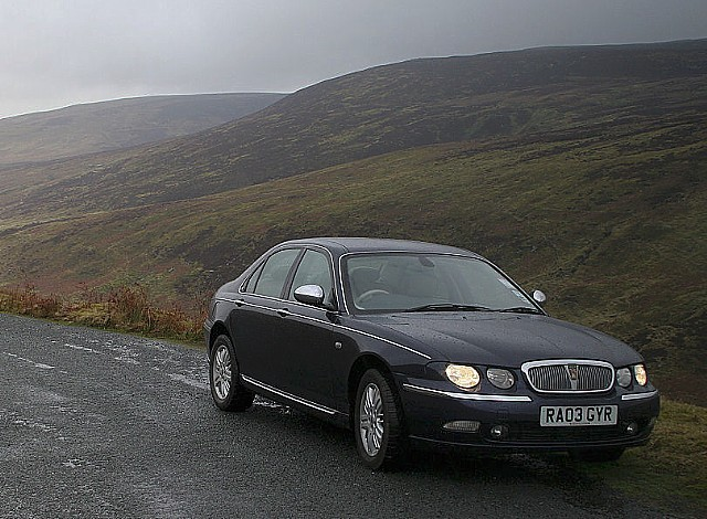 rover 75 2 5 connoisseur se from the captain 39 s chair. Black Bedroom Furniture Sets. Home Design Ideas